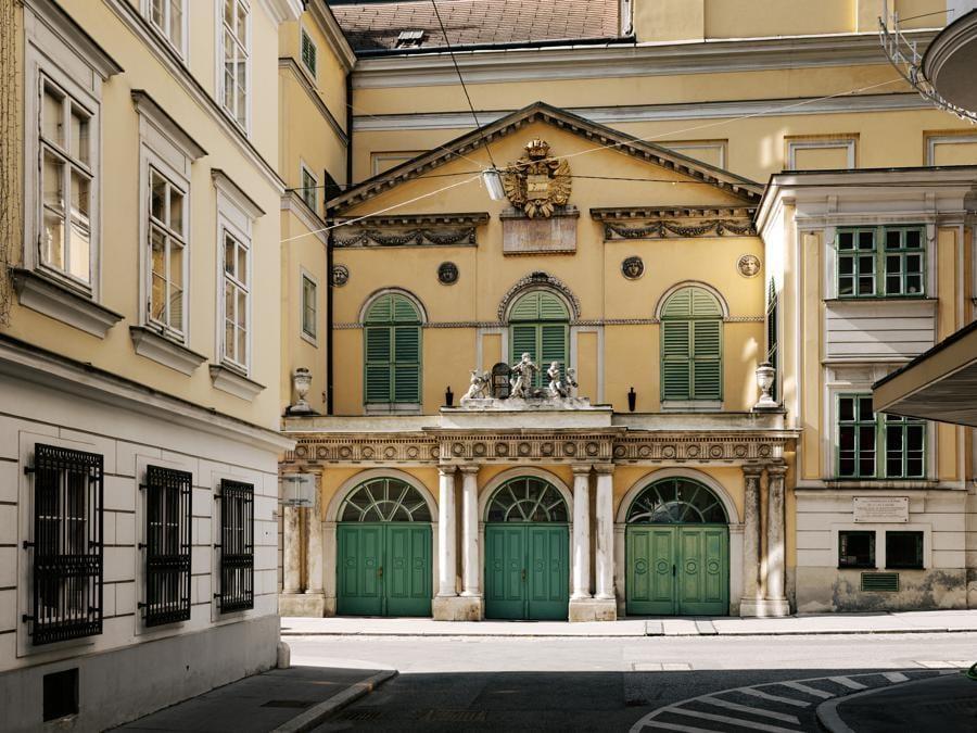 Papageno Gate, Theater an der Wien (Vienna Tourist Board, Paul Bauer)