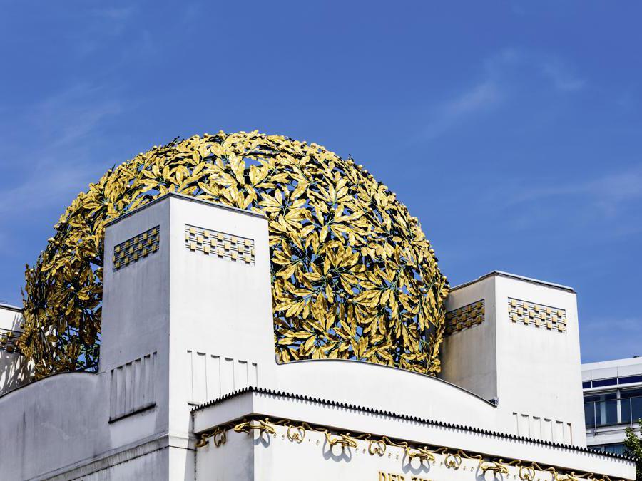 La cupola dorata della Secessione (Vienna Tourist Board_Christian Stemper)